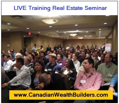 LIVE Training Real estate seminar
