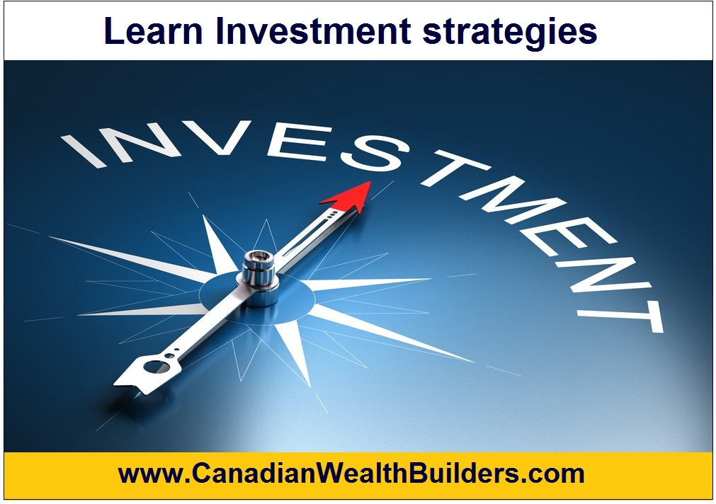 Learn investment strategies