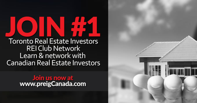 Eyewitness LIVE field training for Canadian real estate investors