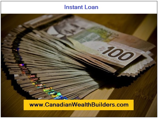 Instant C$10,000.00 Loan for Canadian Homeowners